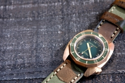 Nethuns Lava Bronze | Hands on Watch Review