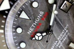 Nethuns Scuba 500 Meteorite | Hands On Watch Review
