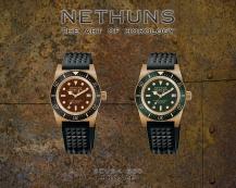 NETHUNS SCUBA 500 BRONZE - SB511 / SB512