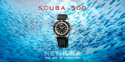 NETHUNS SCUBA 500 STEEL - SS531